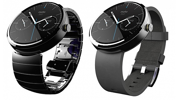 Motorola's Moto 360 smartwatch launch at e-commerce in India