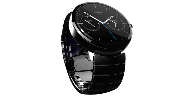 Moto 360 smartwatch review: More user friendly