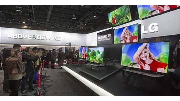 LG to Launch Quantum Dot TVs as Cheap OLED Alternative in Early 2015