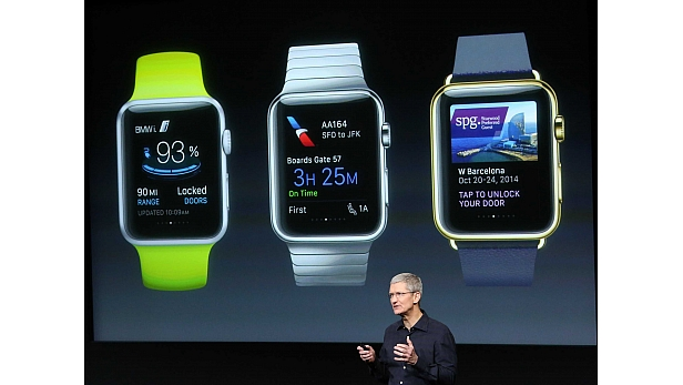 Apple Watch to be launched in March: Report