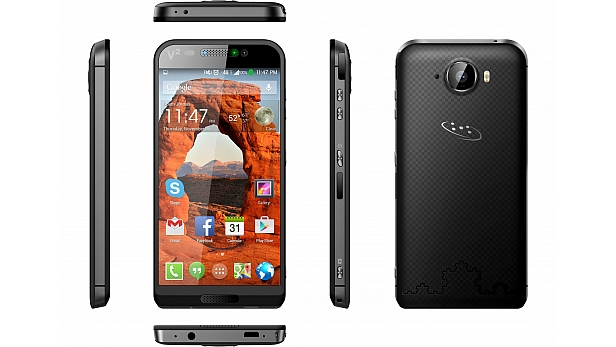 Saygus V2, An Android smartphone with 320GB storage