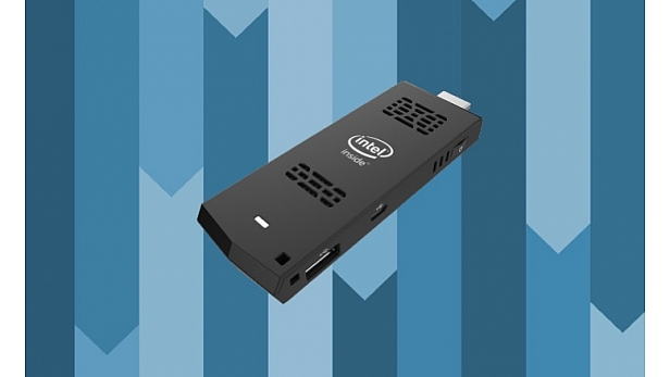 Intel's Compute Stick is a pocket-sized PC