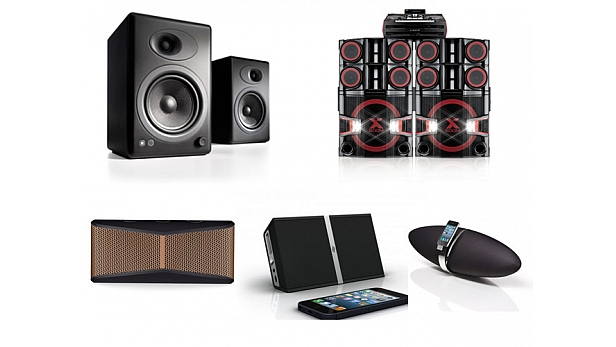 Choosing speakers can be an arduous and complicated task. Especially for people who are finicky about the sound. Lets view some best speakers in all ranges