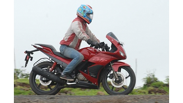 Hero MotoCorp's Karizma has come a long way since birth, gaining its fair share of loyalty among motorcycle enthusiasts along the way. The design this time round is radically changed, although